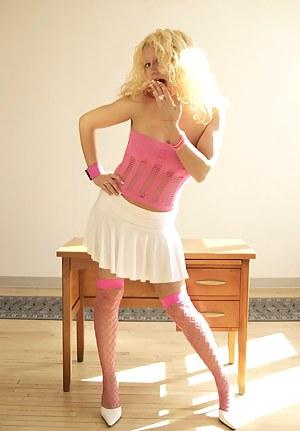 Best Teen Stockings XXX Pictures